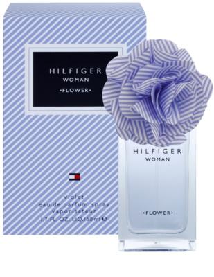 Tommy Hilfiger Flower Violet woda perfumowana dla kobiet 1