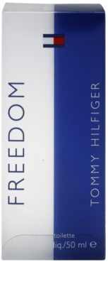 Tommy Hilfiger Freedom for Him Eau de Toilette für Herren 4
