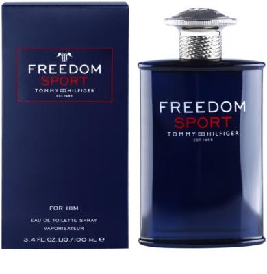 Tommy Hilfiger Freedom Sport Eau de Toilette pentru barbati