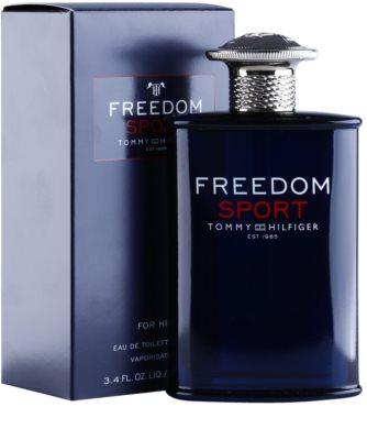 Tommy Hilfiger Freedom Sport woda toaletowa dla mężczyzn 1