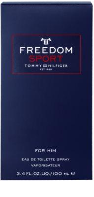 Tommy Hilfiger Freedom Sport woda toaletowa dla mężczyzn 4