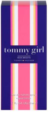 Tommy Hilfiger Tommy Girl Neon Brights Eau de Toilette für Damen 4