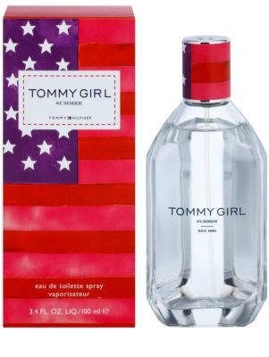 Tommy Hilfiger Tommy Girl Summer 2016 eau de toilette para mujer