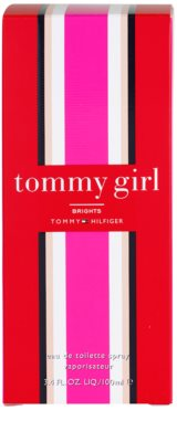 Tommy Hilfiger Tommy Girl Brights eau de toilette para mujer 4