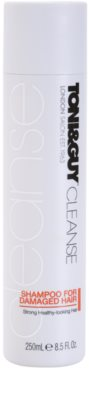 TONI&GUY Cleanse šampon za poškodovane lase