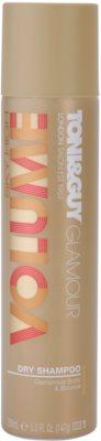 TONI&GUY Glamour suchý šampon pro objem