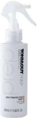 TONI&GUY Prep защитен спрей  за коса, изложена на високи температури