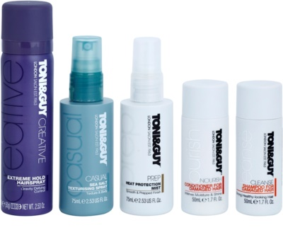 TONI&GUY Travel Kit kozmetični set I. 1