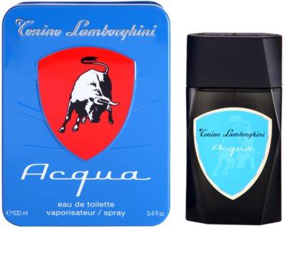 Tonino Lamborghini Acqua toaletná voda pre mužov
