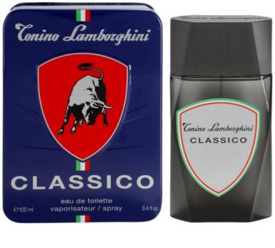 Tonino Lamborghini Classico eau de toilette férfiaknak