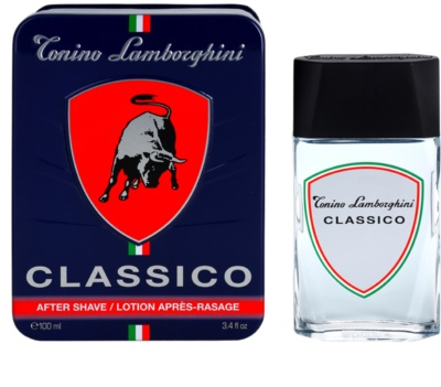 Tonino Lamborghini Classico loción after shave para hombre