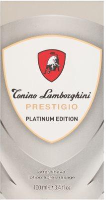 Tonino Lamborghini Prestigio Platinum Edition voda po holení pro muže 1