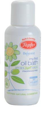 Töpfer BabyCare aceite de baño