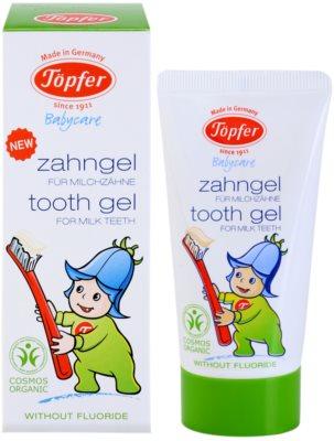 Töpfer BabyCare gel za zobe za otroke 1