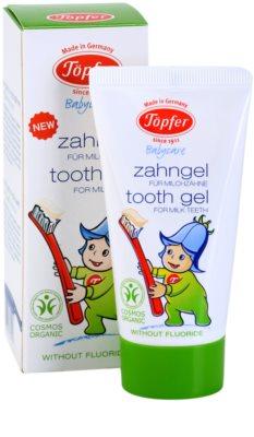 Töpfer BabyCare gel za zobe za otroke 2