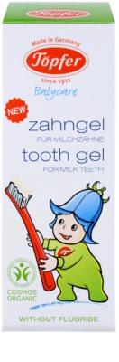 Töpfer BabyCare gel za zobe za otroke 3