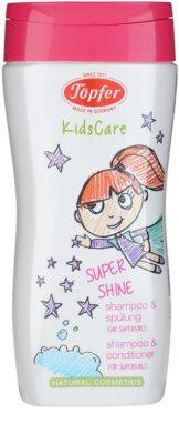 Töpfer KidsCare šampon a kondicionér 2 v 1