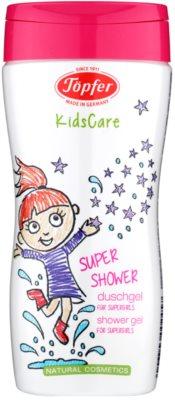 Töpfer KidsCare gel de ducha para niños