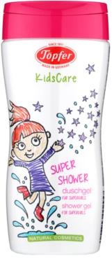 Töpfer KidsCare sprchový gel pro děti