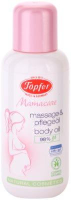 Töpfer MamaCare Massageöl für Schwangere