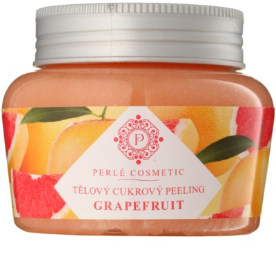 Topvet Body Scrub Zuckerpeeling mit Grapefruit