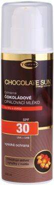 Topvet Chocolate Sun crema pentru protectie solara SPF 30