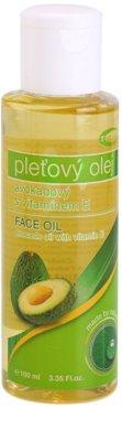 Topvet Face Care aceite de aguacate con vitamina E