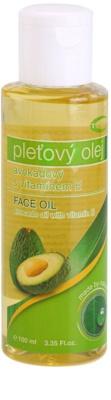 Topvet Face Care авокадово олио с витамин Е