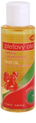 Topvet Face Care šipkovo olje z vitaminom E
