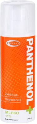 Topvet Panthenol + успокояващ лосион за тяло