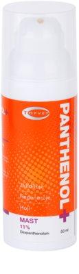 Topvet Panthenol + pomirjajoče mazilo za obraz