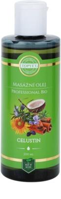 Topvet Professional Bio masážny olej celustin