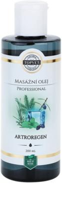 Topvet Professional масажно олио Артрореген
