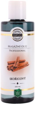 Topvet Professional ulei de masaj scortisoara