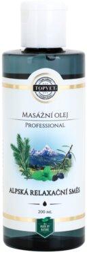 Topvet Professional ulei de masaj relaxant