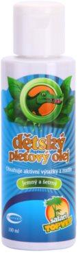 Topvet Safari olejek pielęgnacyjny dla dzieci
