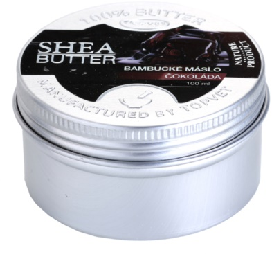 Topvet Shea Butter manteca de karité  con chocolate 1