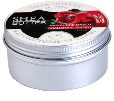 Topvet Shea Butter manteiga de karité com romã 1