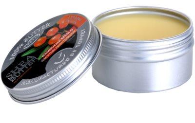 Topvet Shea Butter manteca de karité con espino amarillo sin perfume 2