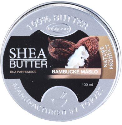 Topvet Shea Butter manteca de karité  sin perfume