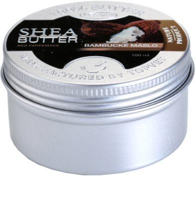 Topvet Shea Butter masło shea nieperfumowane 1