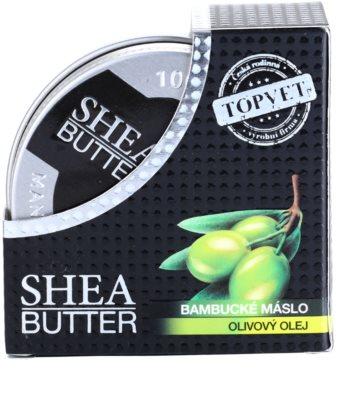 Topvet Shea Butter manteiga de karité com azeite 3