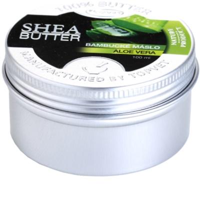 Topvet Shea Butter karitejevo maslo z aloe vero 1