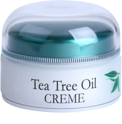 Topvet Tea Tree Oil crema para pieles problemáticas y con acné