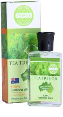 Topvet Tea Tree Oil 100% ätherisches Öl 2