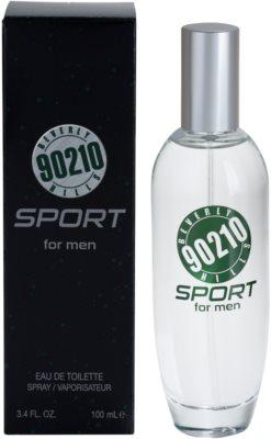 Torand Beverly Hills 90210 Sport eau de toilette para hombre