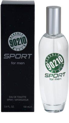 Torand Beverly Hills 90210 Sport Eau de Toilette para homens
