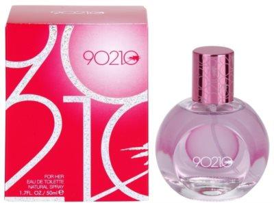 Torand Beverly Hills 90210 Tickled Pink eau de toilette nőknek