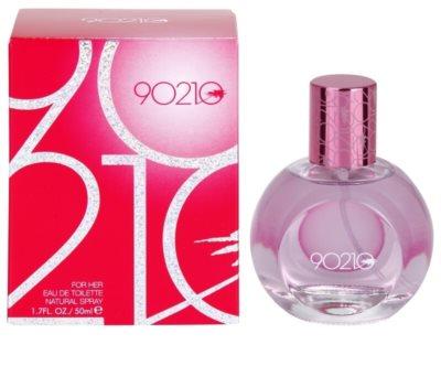 Torand Beverly Hills 90210 Tickled Pink Eau de Toilette pentru femei