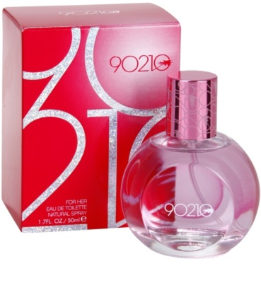 Torand Beverly Hills 90210 Tickled Pink Eau de Toilette für Damen 1